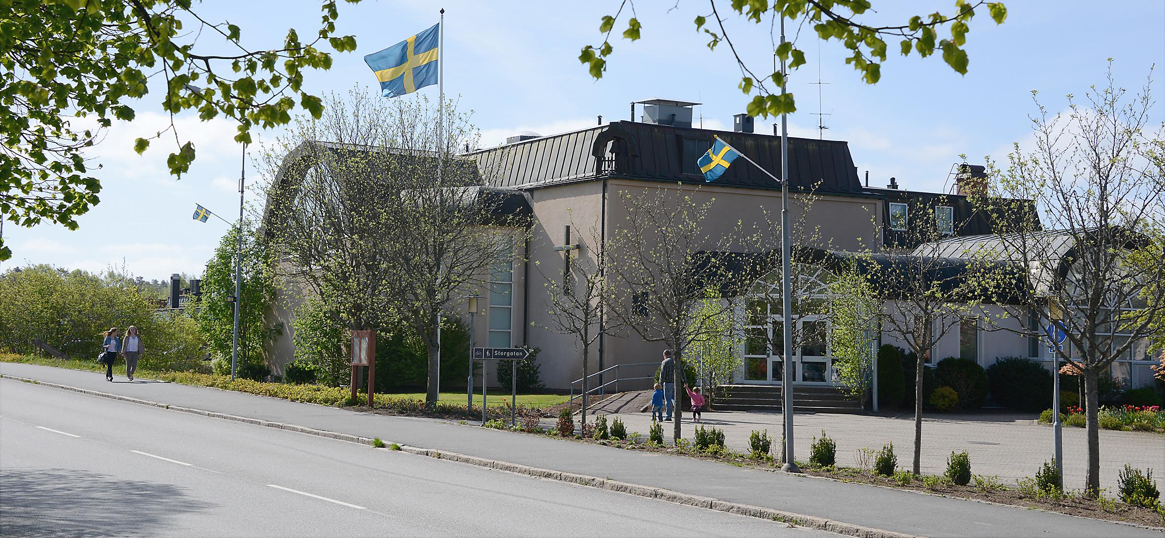 Gnosjö Missionskyrka